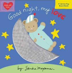 Good Night, My Love (Board book)