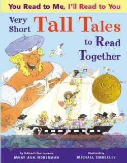 You Read to Me, I'll Read to You Very Short Tall Tales to Read Together (Hardcover)