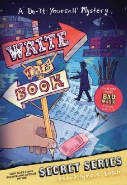 Write This Book: A Do-It-Yourself Mystery (Paperback)