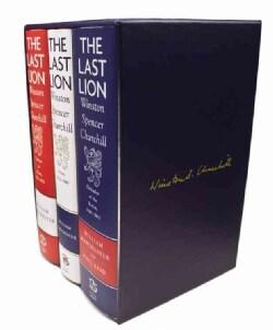 The Last Lion: Winston Spencer Churchill Visions of Glory, 1874-1932 / Winston Spencer Churchill  Alone, 1932-194... (Hardcover)