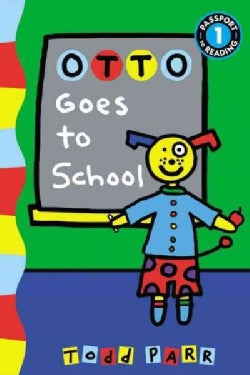Otto Goes to School (Paperback)