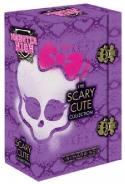 Monster High The Scary Cute Collection (Paperback)