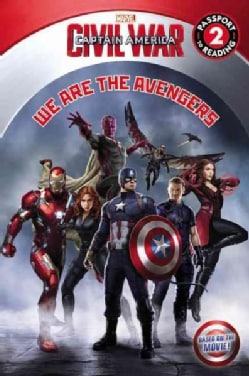 Marvel's Captain America Civil War: We Are the Avengers (Paperback)