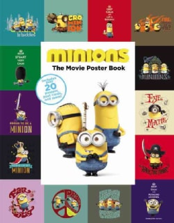 Minions: The Movie Poster Book (Paperback)