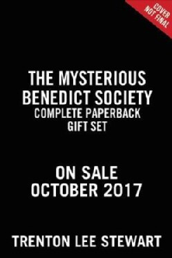 The Mysterious Benedict Society Complete Paperback Collection (Paperback)