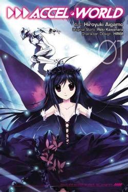 Accel World The Manga 1 (Paperback)