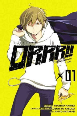Durarara!! Yellow Scarves Arc 1 (Paperback)