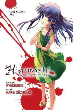 Higurashi When They Cry 26: Dice Killing Arc (Paperback)