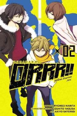 Durarara!! Yellow Scarves Arc 2 (Paperback)