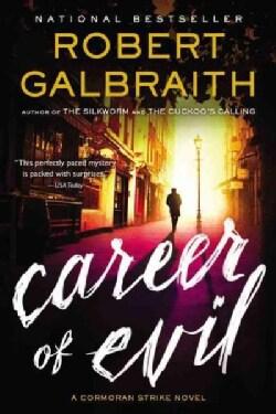 Career of Evil (Paperback)