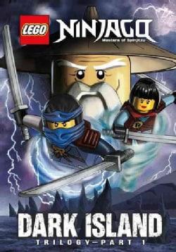 Lego Ninjago: Dark Island Trilogy (Paperback)