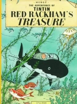 Red Rackham's Treasure (Paperback)