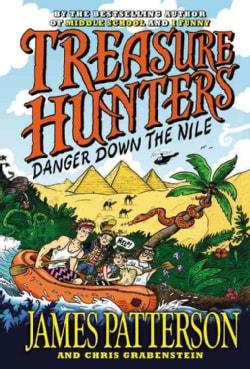 Treasure Hunters: Danger Down the Nile (Hardcover)