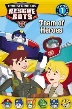 Team of Heroes (Paperback)