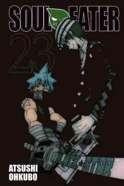 Soul Eater 23 (Paperback)