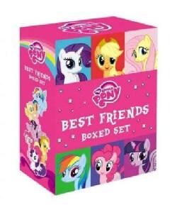 My Little Pony Best Friends (Paperback)