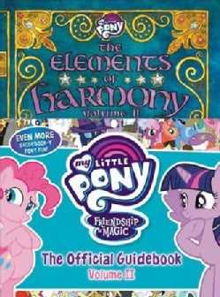 The Elements of Harmony: The Official Guidebook (Hardcover)