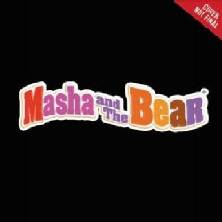 Masha and the Bear: A Magical Holiday (Paperback)