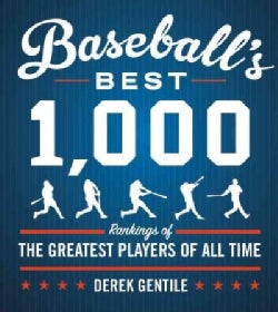 Baseball's Best 1,000: Rankings of the Greatest Players of All Time (Paperback)