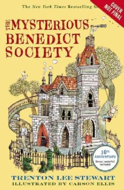 The Mysterious Benedict Society (Hardcover)