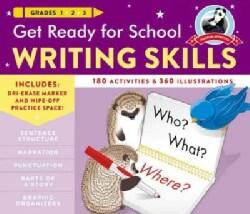 Get Ready for School Writing Skills Grades 1, 2, 3