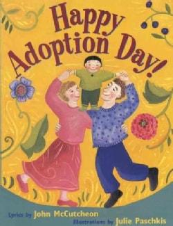 Happy Adoption Day! (Paperback)