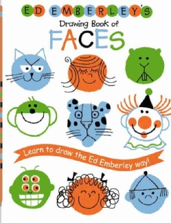 Ed Emberley's Drawing Book of Faces (Paperback)