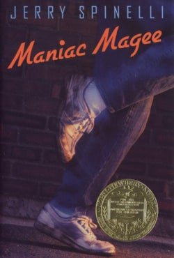 Maniac Magee: A Novel (Hardcover)