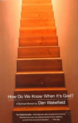 How So We Know When It's God?: A Spiritual Memoir (Paperback)