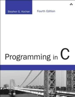 Programming in C (Paperback)
