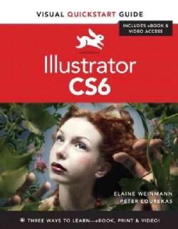 Illustrator Cs6: Visual Quickstart Guide (Paperback)