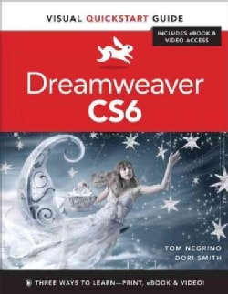 Dreamweaver Cs6: Visual Quickstart Guide (Paperback)