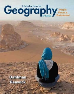 Introduction to Geography: People, Places & Environment (Paperback)