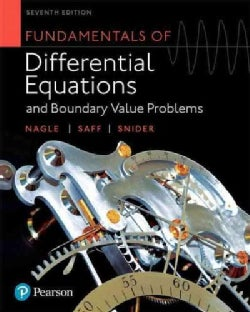 Fundamentals of Differential Equations and Boundary Value Problems (Hardcover)