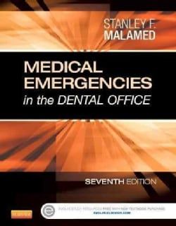 Medical Emergencies in the Dental Office (Paperback)