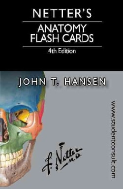 Netter S Anatomy Flash Cards Free Shipping On Orders