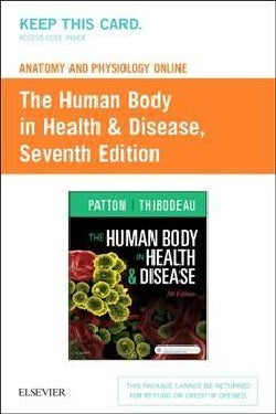 Anatomy and Physiology Online for the Human Body in Health & Disease Access Card (Other merchandise)