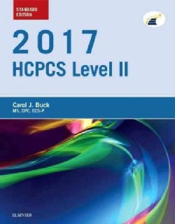 HCPCS 2017 Level II: Standard Edition (Paperback)