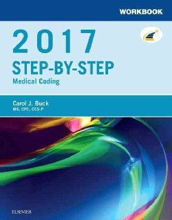 Step-by-Step Medical Coding 2017 (Paperback)