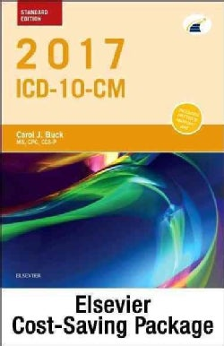 ICD-10-CM 2017 Standard Edition + ICD-10-PCS 2017 Standard Edition + HCPCS Level II 2017 Standard Edition + CPT 2... (Paperback)