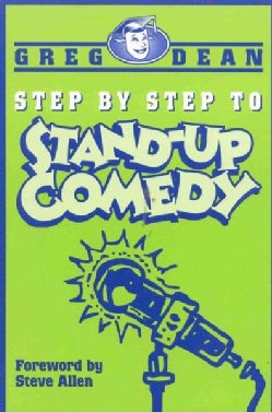Step by Step to Stand-Up Comedy (Paperback)