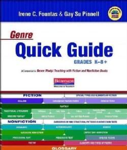 Genre Quick Guide: Grades K-8+ (Paperback)