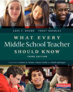 What Every Middle School Teacher Should Know (Paperback)