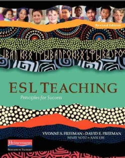 ESL Teaching: Principles for Success (Paperback)
