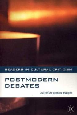Postmodern Debates (Paperback)