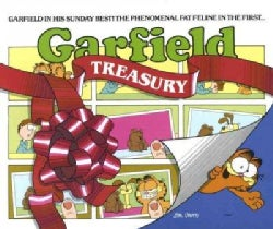 The Garfield Treasury (Paperback)