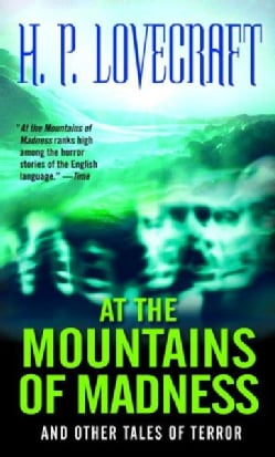 At the Mountains of Madness and Other Tales of Terror (Paperback)