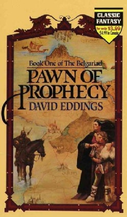 Pawn of Prophecy (Paperback)