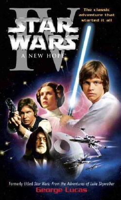 Star Wars: A New Hope (Paperback)