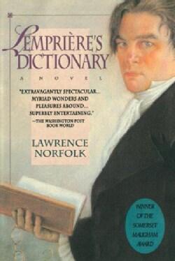 Lempriere's Dictionary (Paperback)